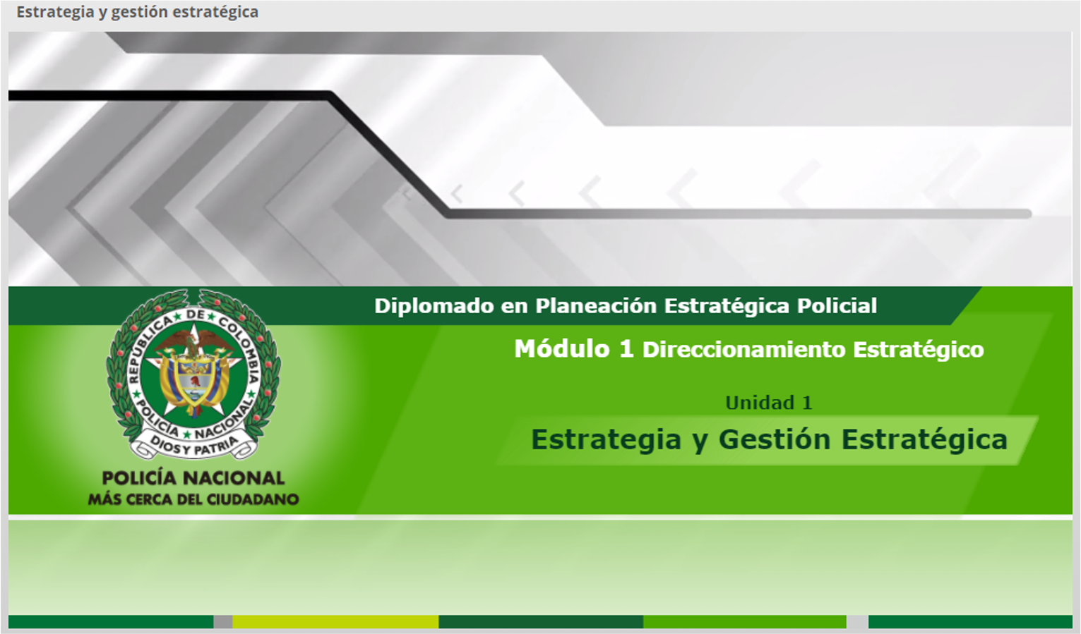 Policia_Nacional-diplomado_planeacion_estratégica